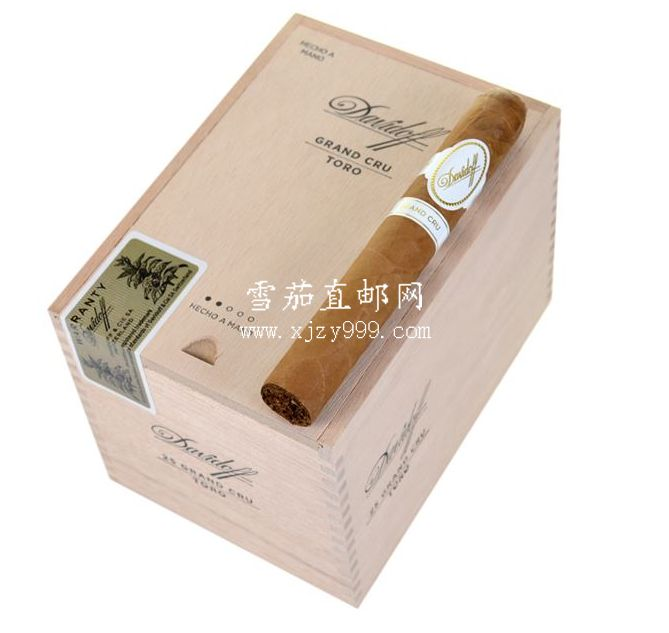 大卫杜夫格兰系列公牛 Davidoff Grand Cru Series Grand Cru Toro