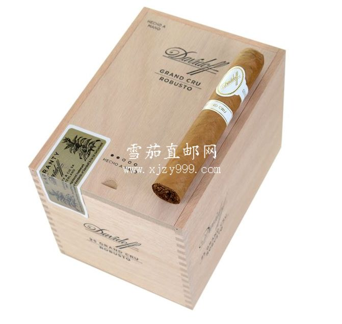 大卫杜夫格兰系列罗布图 Davidoff Grand Cru Series Grand Cru Robusto